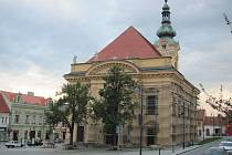 Farní kostel v Uherském Brodě.