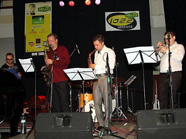 Jazzový festival v Uherském Hradišti. Ilustrační foto