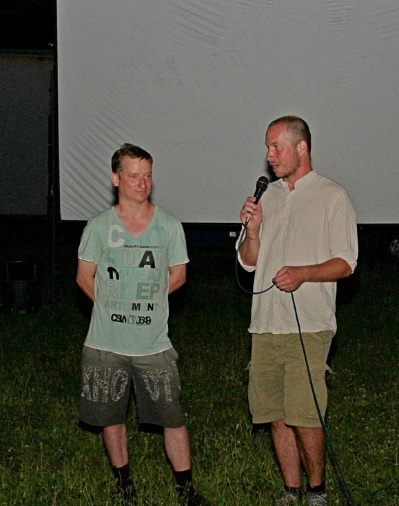 Letní kino Velehrad