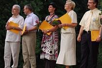 Pracovníci obdrželi vyznamenání ve Strážnici.