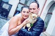 Soutěžní svatební pár číslo 225 - Petra a Michal Navrátilovi, Holešov