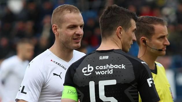 Kapitán fotbalového Slovácka Vlastimil Daníček