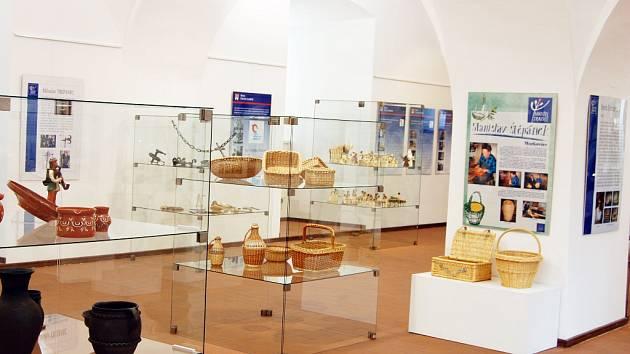 Výstava v Galerii Slováckého muzea.
