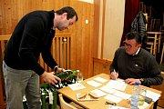 Dvacet komisí hodnotilo 881 vzorků vín.