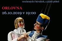 Umělci se předvedou na Orlovně.