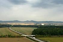 Obchvat Uherského Hradiště. Ilustrační foto.