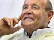 Profesor Jaroslav Rybka, dlouholetý specialista na léčbu cukrovky.