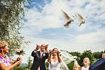 Soutěžní svatební pár číslo 55 - Andrea a David Markovi, Vsetín