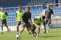 Fotbalisté 1. FC Slovácko zahájilo přípravu.