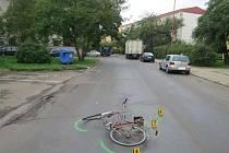 Nehoda v Uherském Hradišti