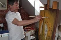 Výtvarník Hájek chystá výstavu