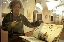 Doslova lahůdkou z oblasti grafiky zahajuje 27. ledna v 17 hodin Galerie Slováckého muzea v Otakarově ulici v Uherském Hradišti svoji letošní výstavní činnost.