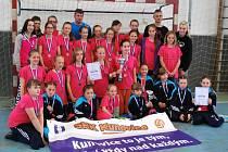 V Kunovicích se konal jeden z nejvýznamnějších mládežnických turnajů v Česku.
