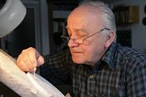 Mezi autory medailonů Kalendária 2014 nebude chybět ani výtvarník Jaroslav Bejvl.