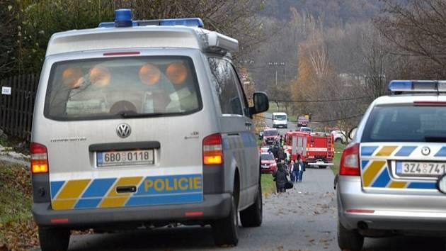 Tragická nehoda při Rally show v Lopeníku v srpnu 2013.