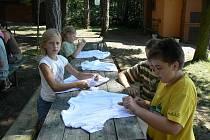 Tak jako v minulých letech i letos si malí skauti užívali tematicky zaměřeného pobytu v přírodě. Táborová hra se nesla v duchu tématu Slované, včetně zaměření her a soutěží.