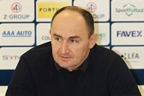 Ředitel 1. FC Slovácko Petr Pojezný si před druhou polovinou sezony žádné velké cíle nedává.