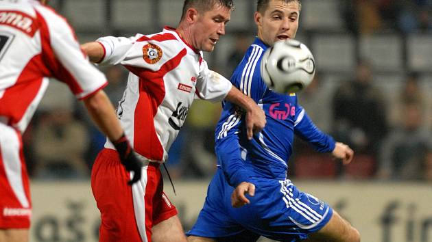 Fotbalista Václav Činčala v minulosti hrával za Zlín, Slovácko nebo Boršice.