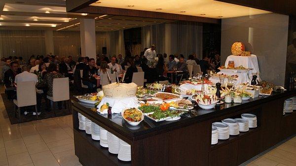 Na italském večeru se dočkala skvělého kulturně gastronomického zážitku více než stovka návštěvníků.