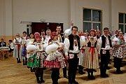 Českou besedu budou vsobotu tančit krojovaníNedakonicích.
