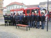 Sbor dobrovolných hasičů v Uherském Ostrohu.