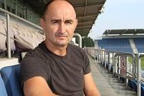 Ředitel 1. FC Slovácko Petr Pojezný