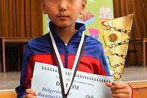 Staroměstský šachista Bayarjavkhlan Delgerdalai vybojoval na šampionátu v rapid šachu třetí místo.