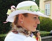 Přijede letos na festival v klobouku bývalá Miss česneku Martina Vodičková z Bruntálu?
