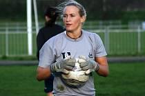 Lauren Church chce v Česku poznat jiný fotbal i kulturu.