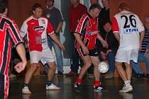 Internacionálové Slovácké Slávie zvítězili na domácím turnaji potřetí v řadě.