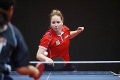 Stolní tenistka KST Hluk Stanislava Slezáková vybojovala na mistrovství republiky v Praze v soutěži hráček do 21 let ve dvouhře bronzovou medaili.