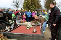 O předposlední únorové sobotě uspořádali hasiči již 26. ročník Memoriálu Pavla Vávry aneb Zimního putování po blízkých Chřibech