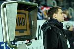 Dvacetiletý záložník Slovácka Patrik Hellebrand premiérovým ligovém gólem rozhodl duel s Plzní.