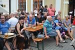 Celkem 19860 korun, to je konečná suma peněz, která bude použita na splnění snu uživatelů Chráněného bydlení Ulita – tedy na jejich společný výlet. Na této částce se podíleli každou korunou z piva vypitého ve dnech od 8. do 29. srpna hosté v uherskohradiš