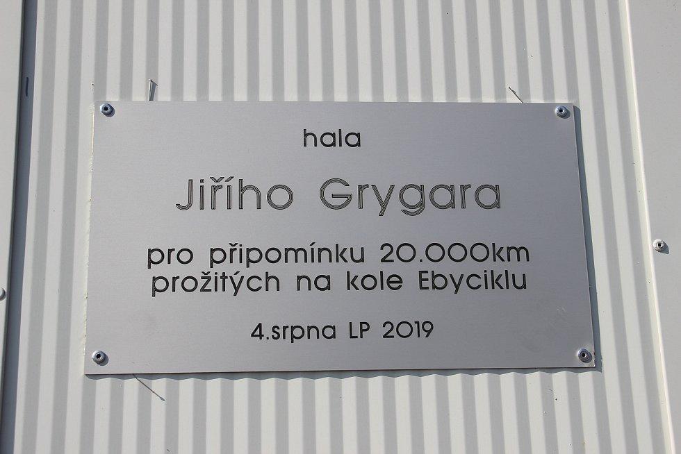 Jiří Grygar od neděle patří mezi občany Blatnice pod Svatým Antonínkem.
