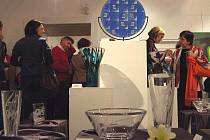 Výstava děl Stanislava Žampacha a Františka Květoně v uherskobrodské galerii Panský dům