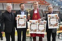 Prostory zimního stadionu v Uherském Hradišti hostily 37. ročník Výstavy vín.