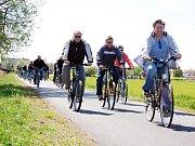 Kolaudace cyklostezky podél Orlice se blíží