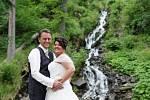 Soutěžní svatební pár číslo 53 – Lucie a Petr Ruzsovi, Olomouc