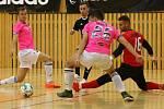 Futsalisté Uherského Hradiště ve 3. kole Varta ligy přemohli Démony z České Lípy