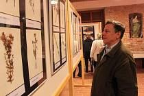 Díla fotografů amatérů Radka Motala z Osvětiman a Antonína Poláka z Traplic, která nesou název Ptactvo moravské a Flóra Chřibů, představuje v těchto dnech Muzeum Podhradí Buchlovice.