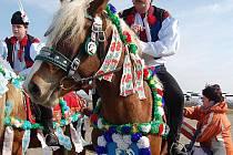 Organizátor jízdy králů Milan Stašek.