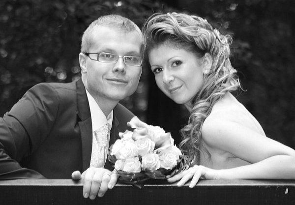 Soutěžní pár 26: Lucie a Marek Růčkovi, Dolní Bečva