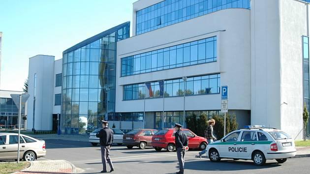 Pobočka krajského soudu ve Zlíně.