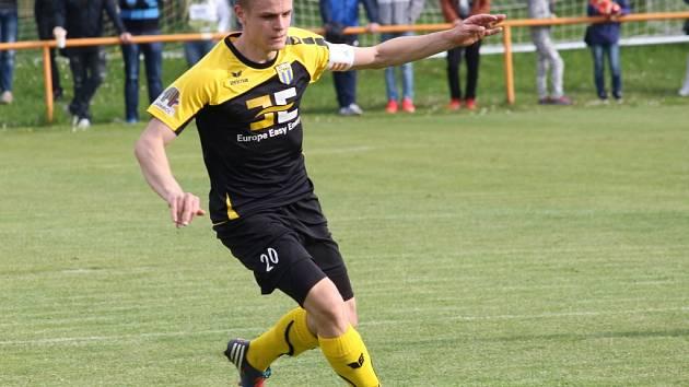Fotbal Strání. Ilustrační foto
