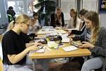 Gymnázium Uherské Hradiště v pondělí 9. listopadu přivítalo v rámci programu ERASMUS na své půdě zástupce škol několika států.