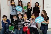 Novou iniciativu přivítali uherskobrodští gymnazisté s nadšením.