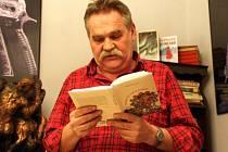 Autorské čtení Josefa Holcmana