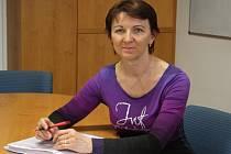 Marcela Mitáčková.