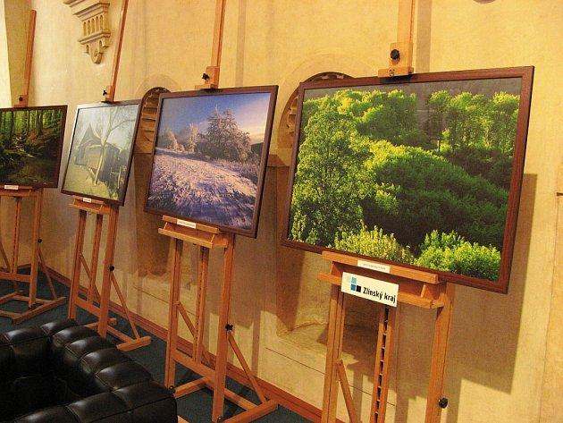 Fotografie představují krásu Bílých Karpat.